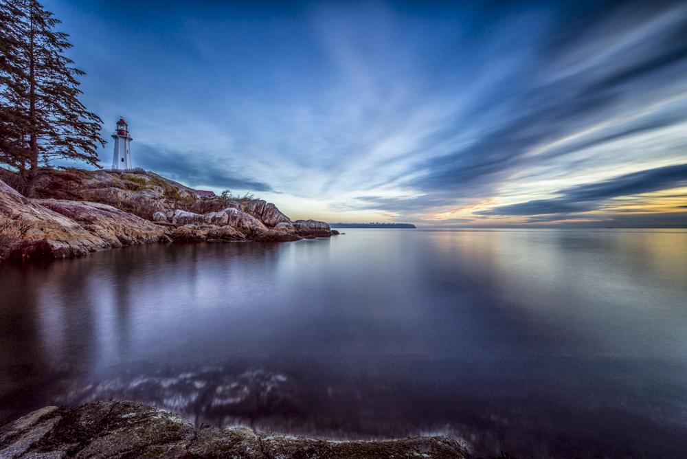 Lighthouse Sunset #2