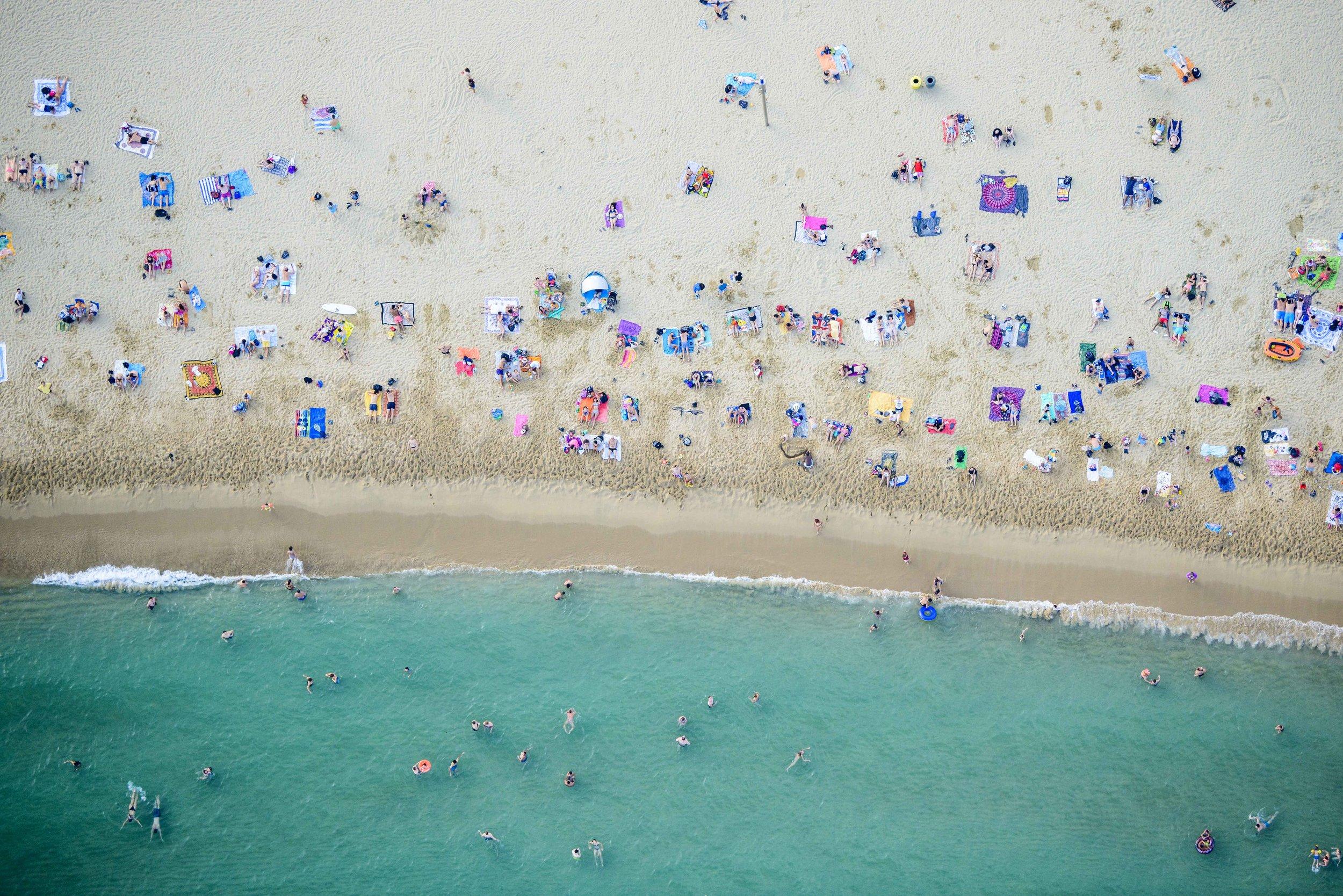 LfA - Barceloneta Beach 2