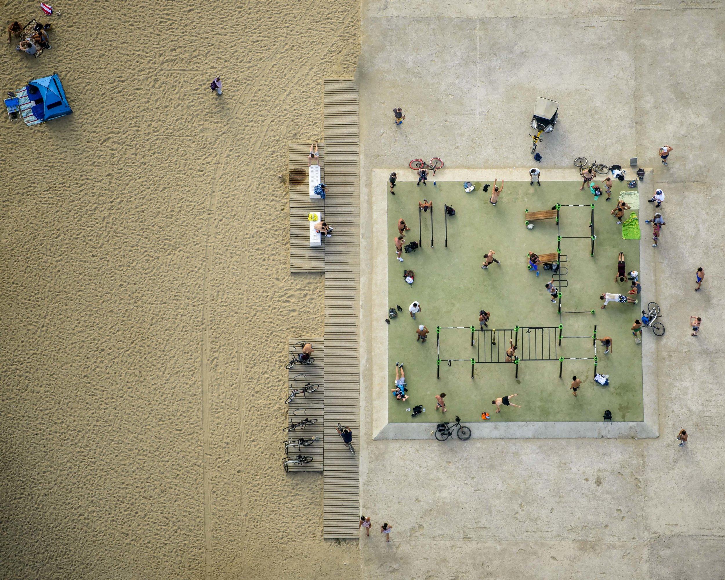 LfA - Barceloneta Beach 4