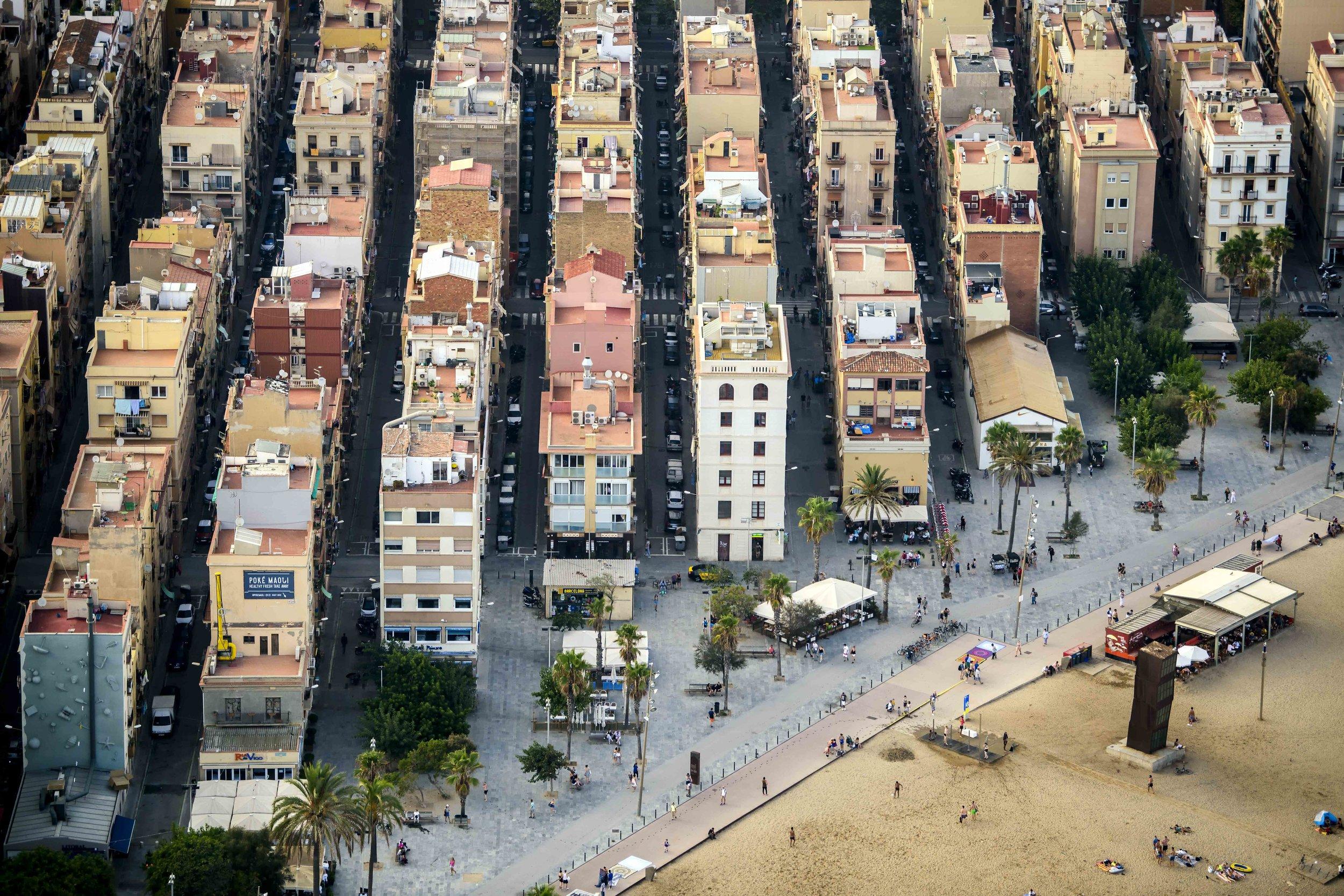 LfA - Barceloneta Streets 1