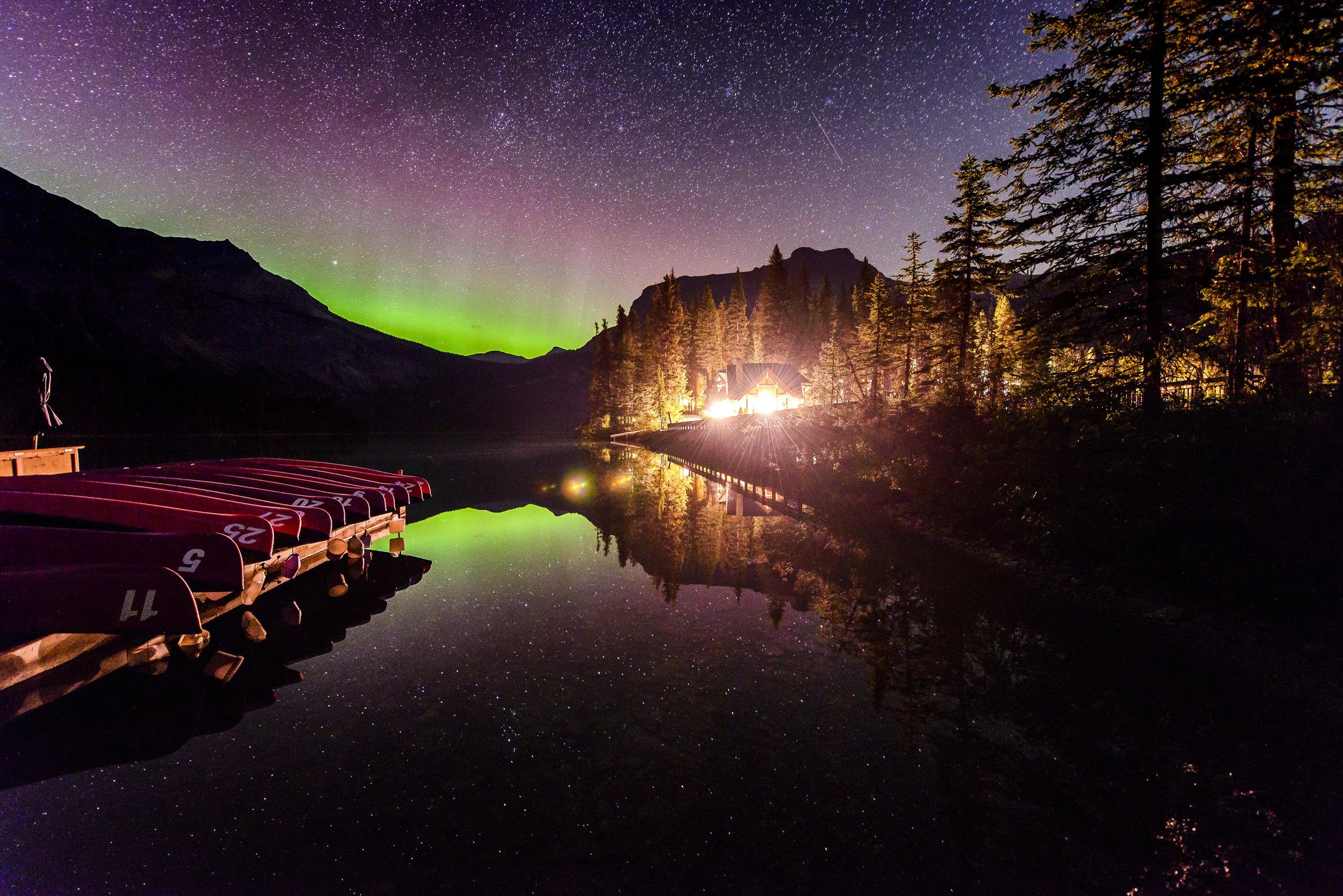 Emerald Lake Lodge II