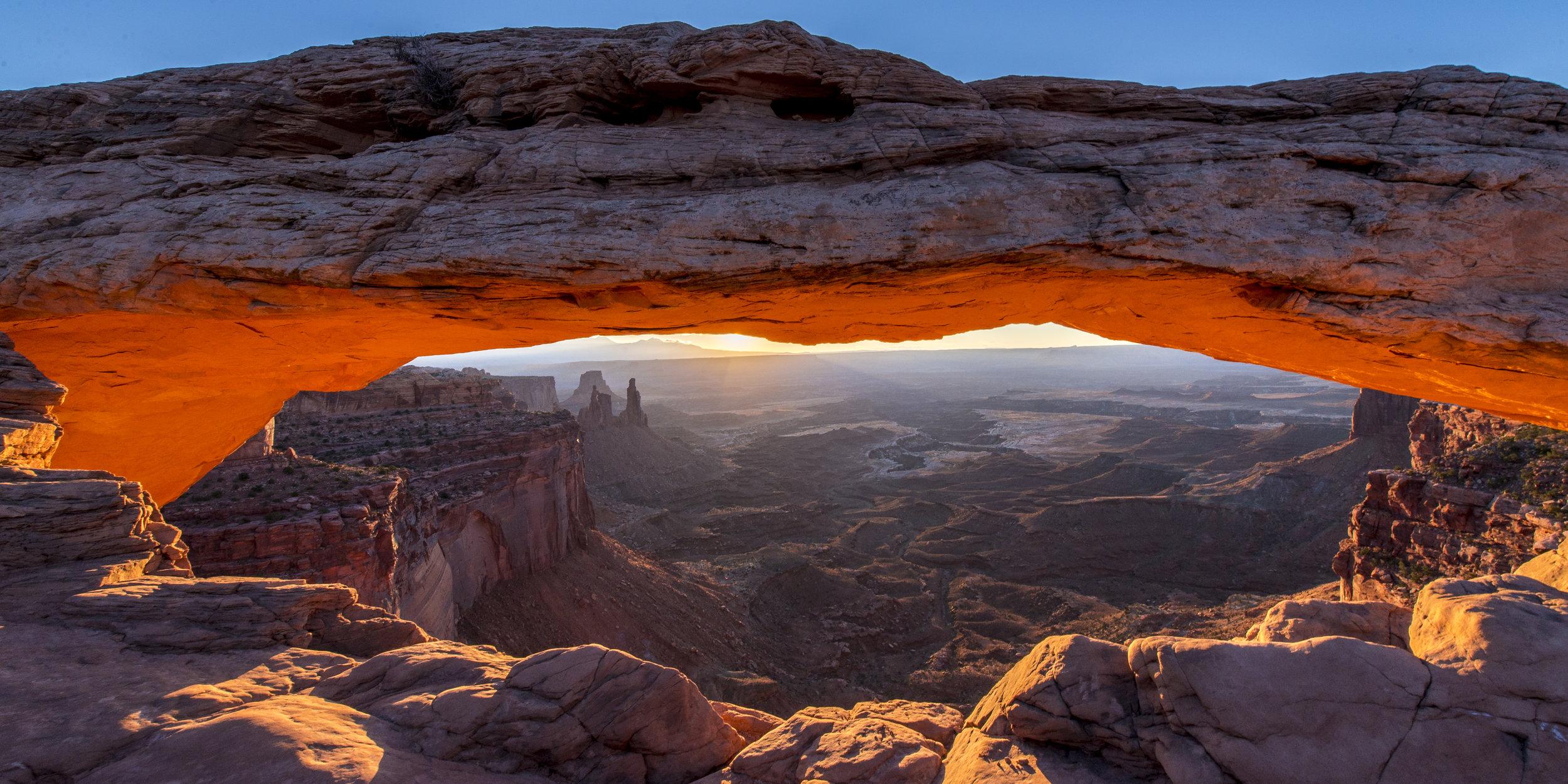 Mesa Arch I