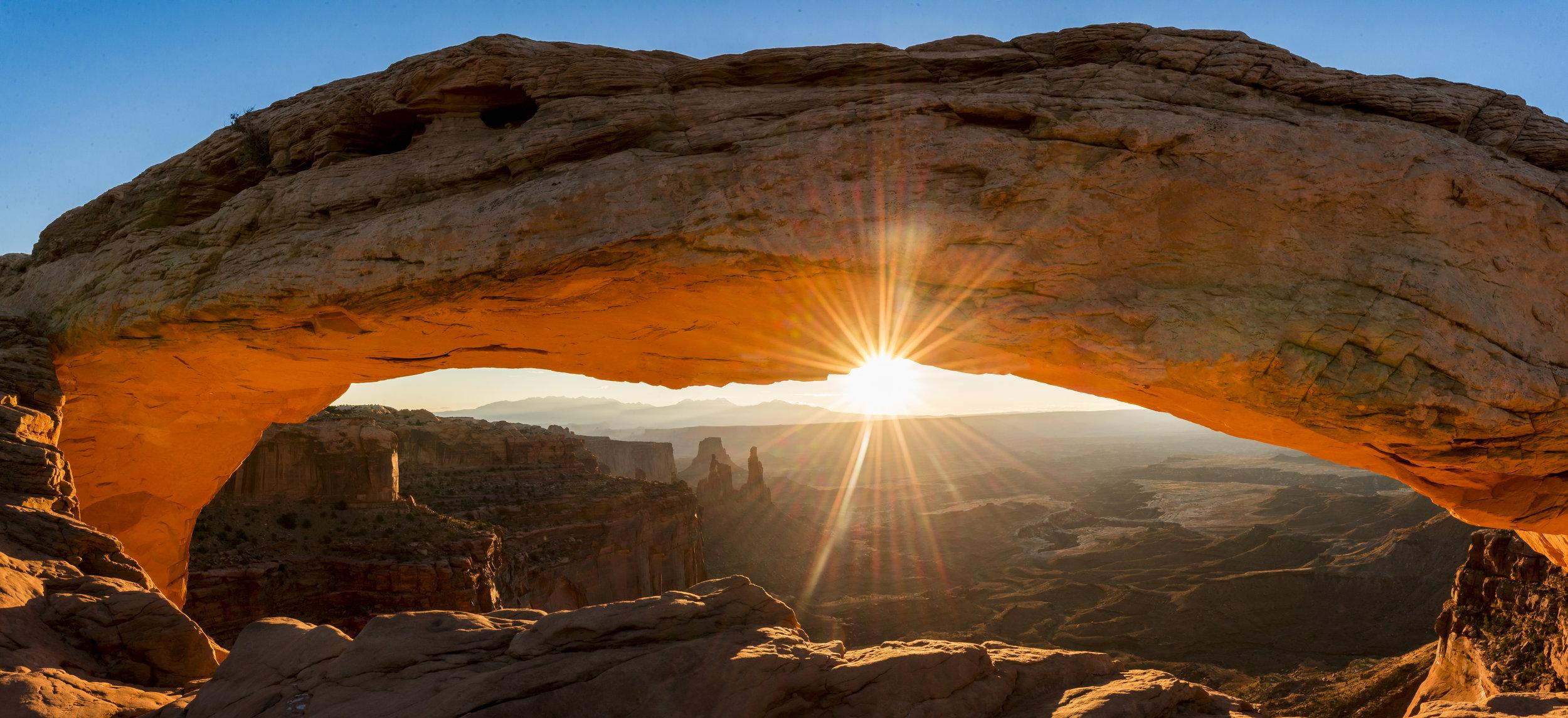 Mesa Arch II