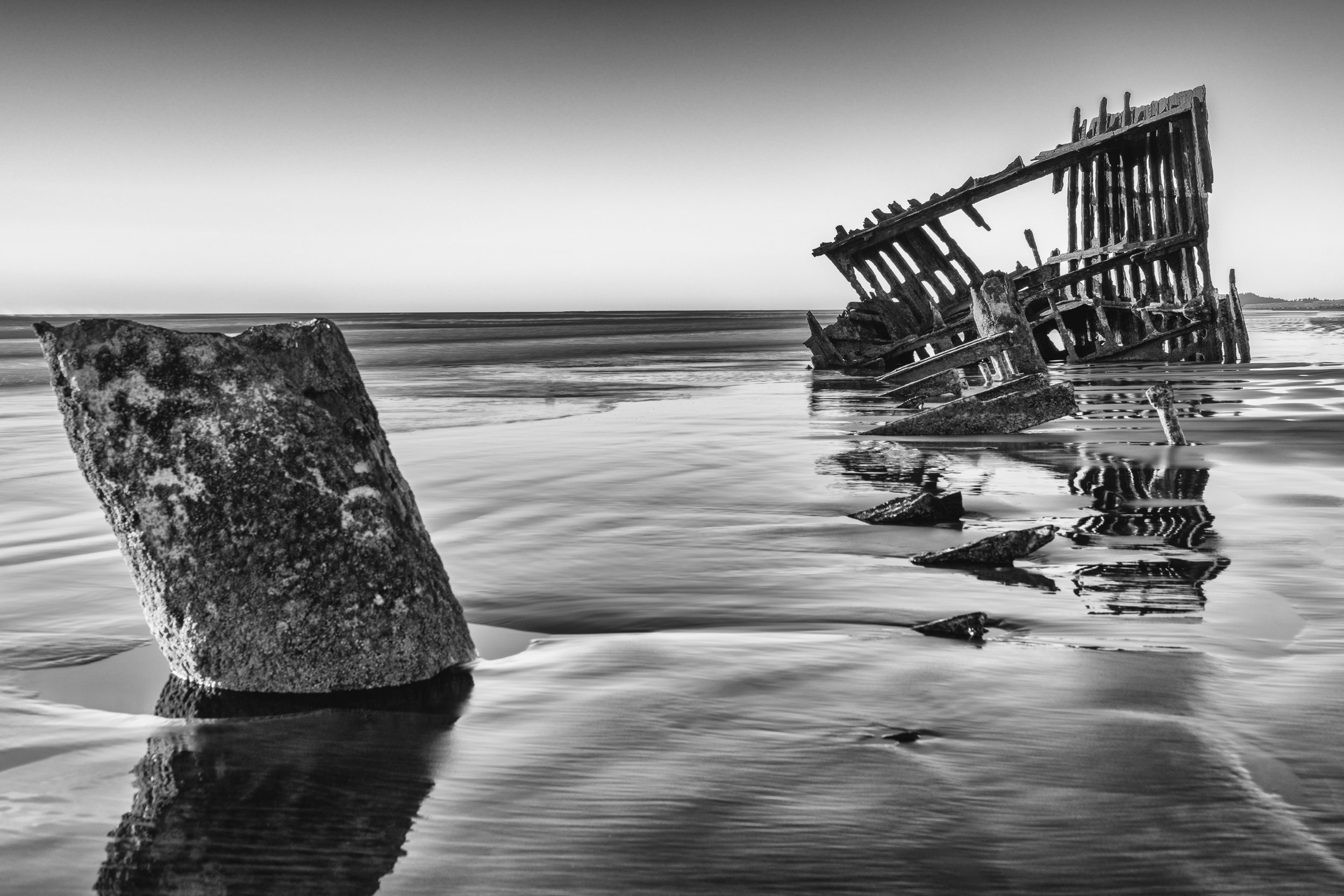 The Peter Iredale 3