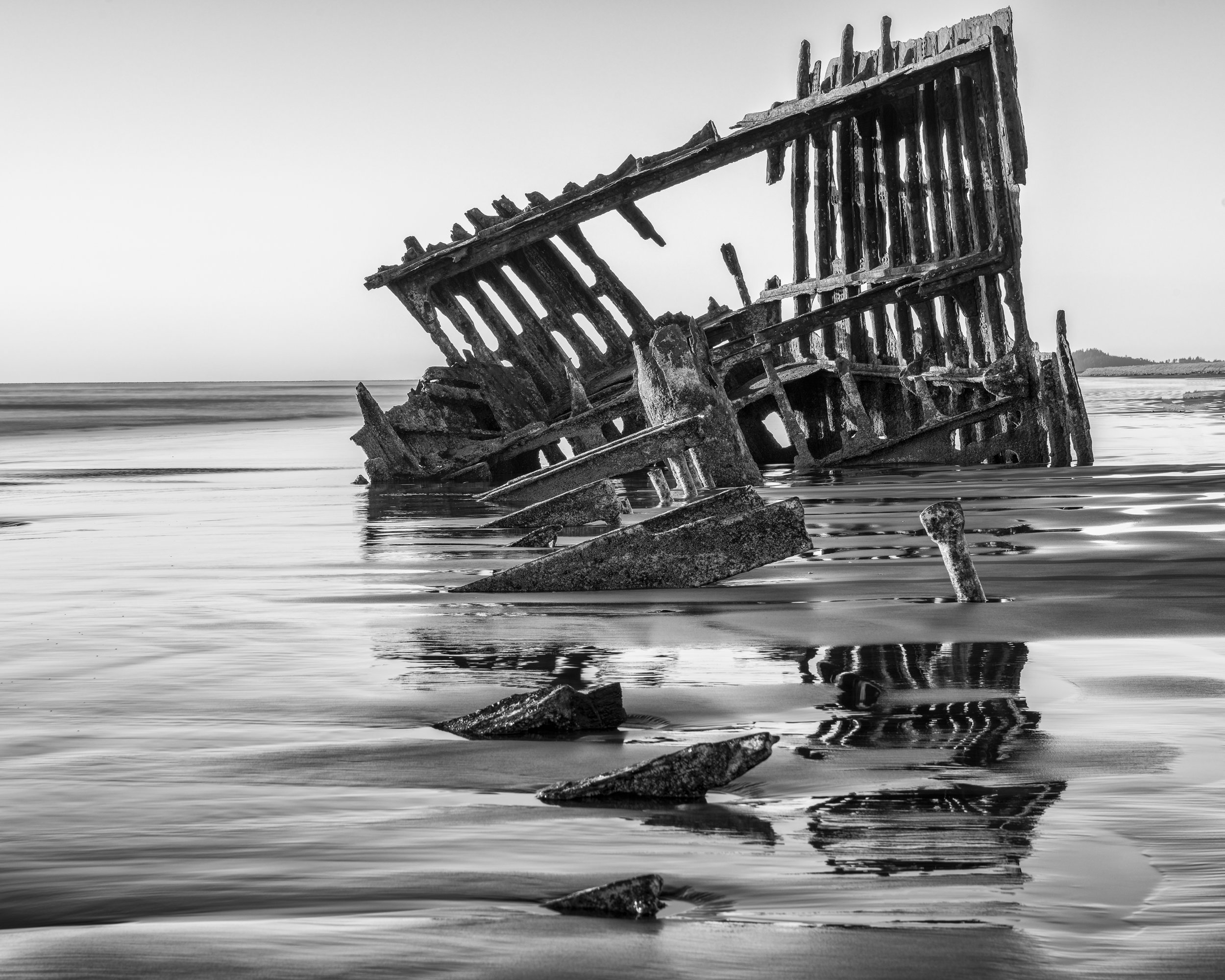 The Peter Iredale 4