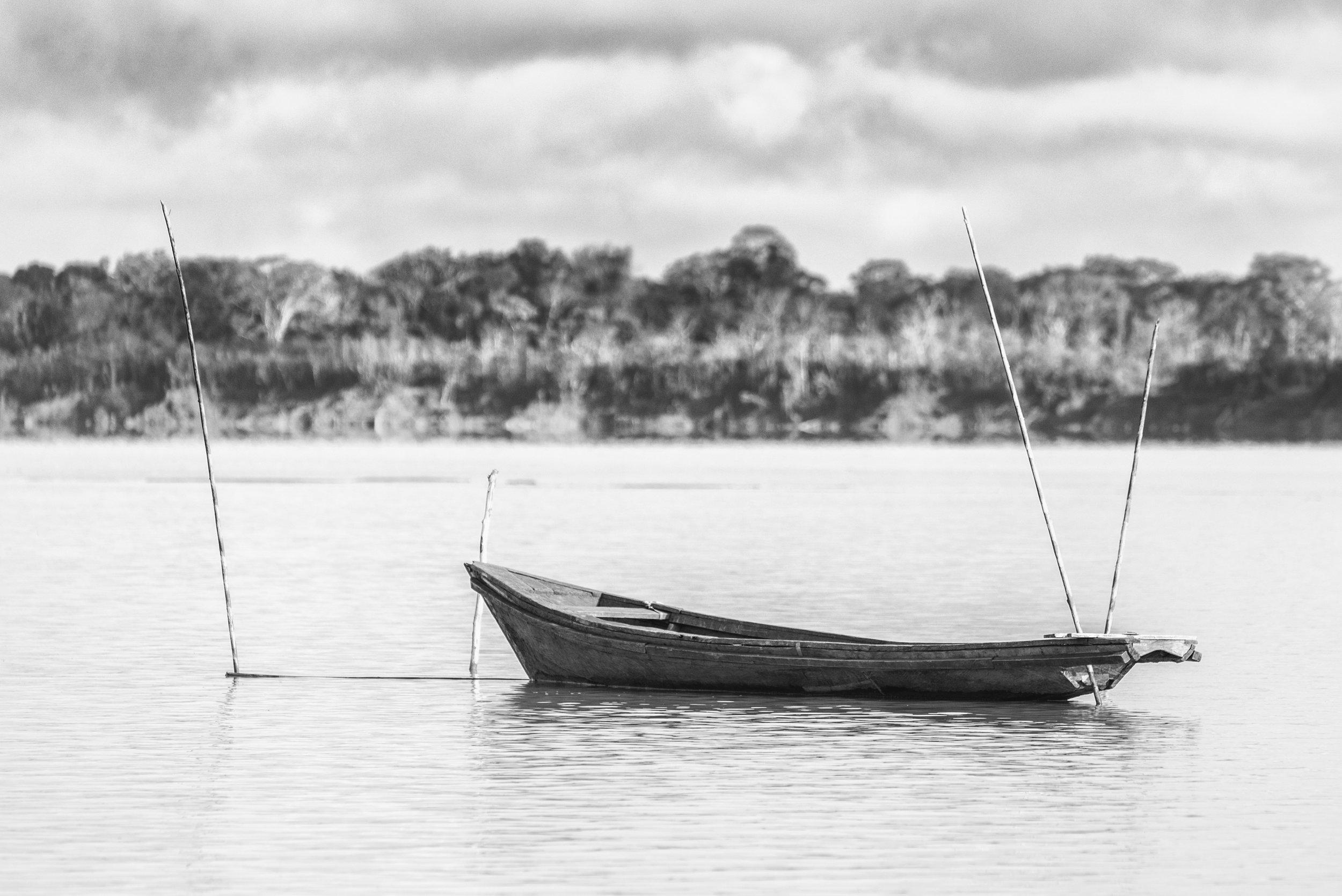 Amazonian Boat