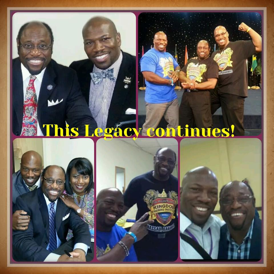 Drs. Adrian and Crystal Singleton had the privilege of being mentored by the late Dr. Myles Munroe. His legacy will continue through them as they build a community of families through the Powerful Kingdom message.
