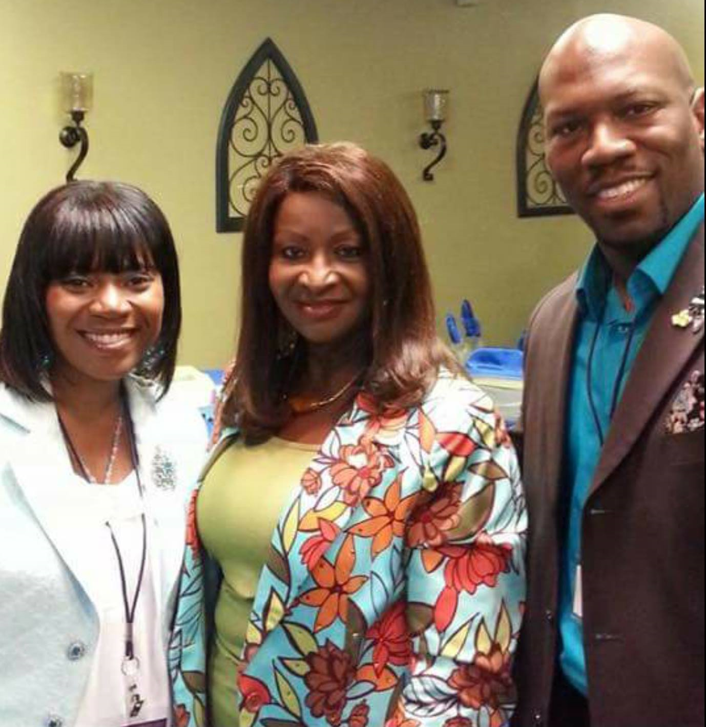 The late Mother Ruth Munroe's Legacy will continue as Drs. Adrian and Crystal Singleton passionately teach The Power and Purpose of Women.