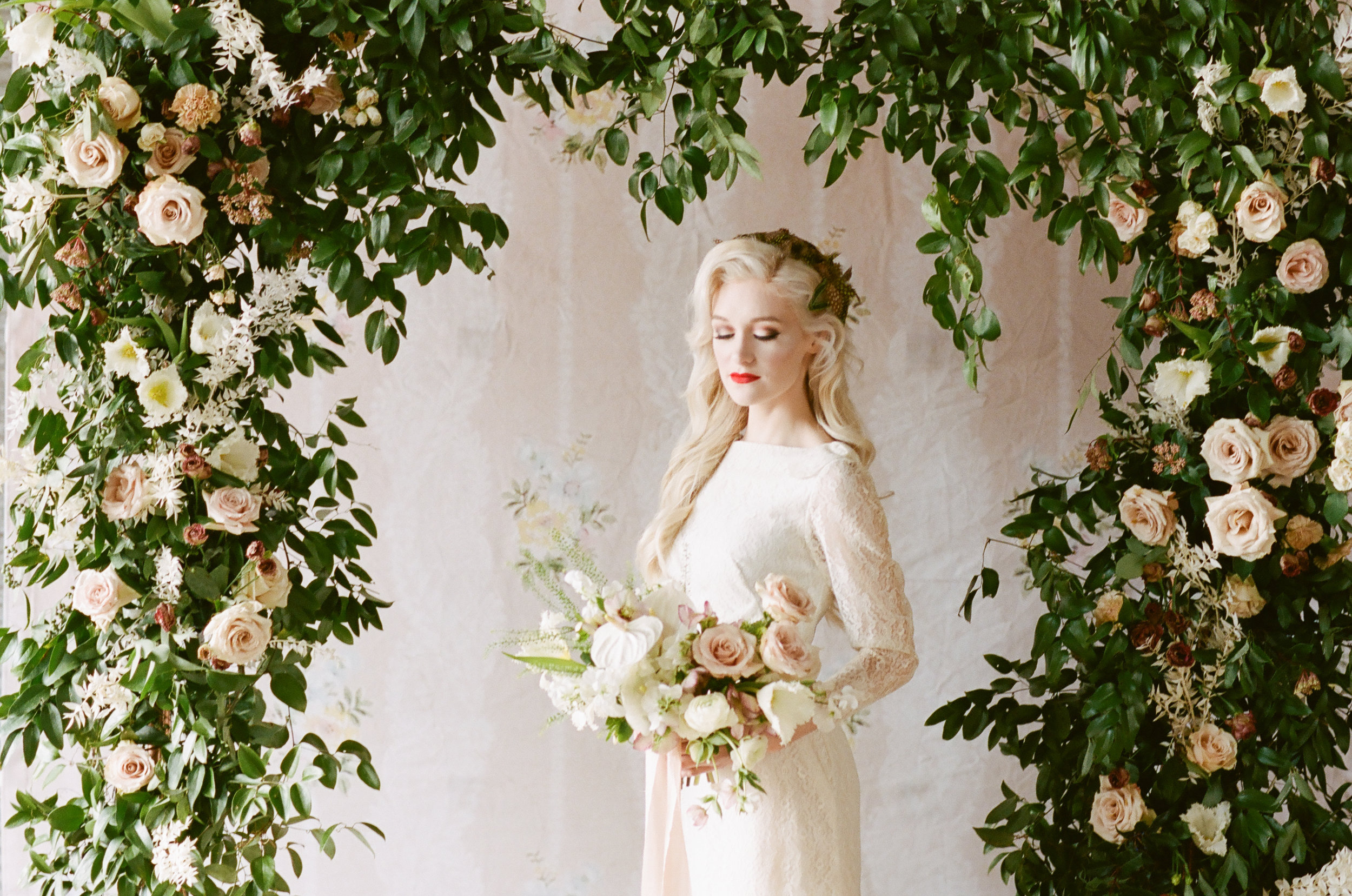 Next Gallery - Vintage Bridal Portraits - View Now