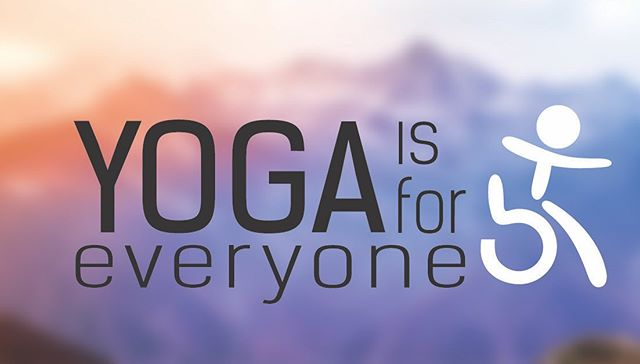 Hey everyone! It's that time of month again. Please join us tomorrow for adaptive yoga with instructor @nflow_yoga at @adaptmovement in Carlsbad 5:15pm #pushing4independence #adaptmovement #yoga #adaptiveyoga