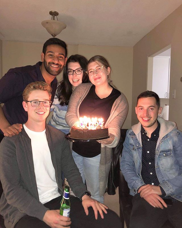 lil family photo to celebrate @_willrobbins turning another year older 🎂🎈