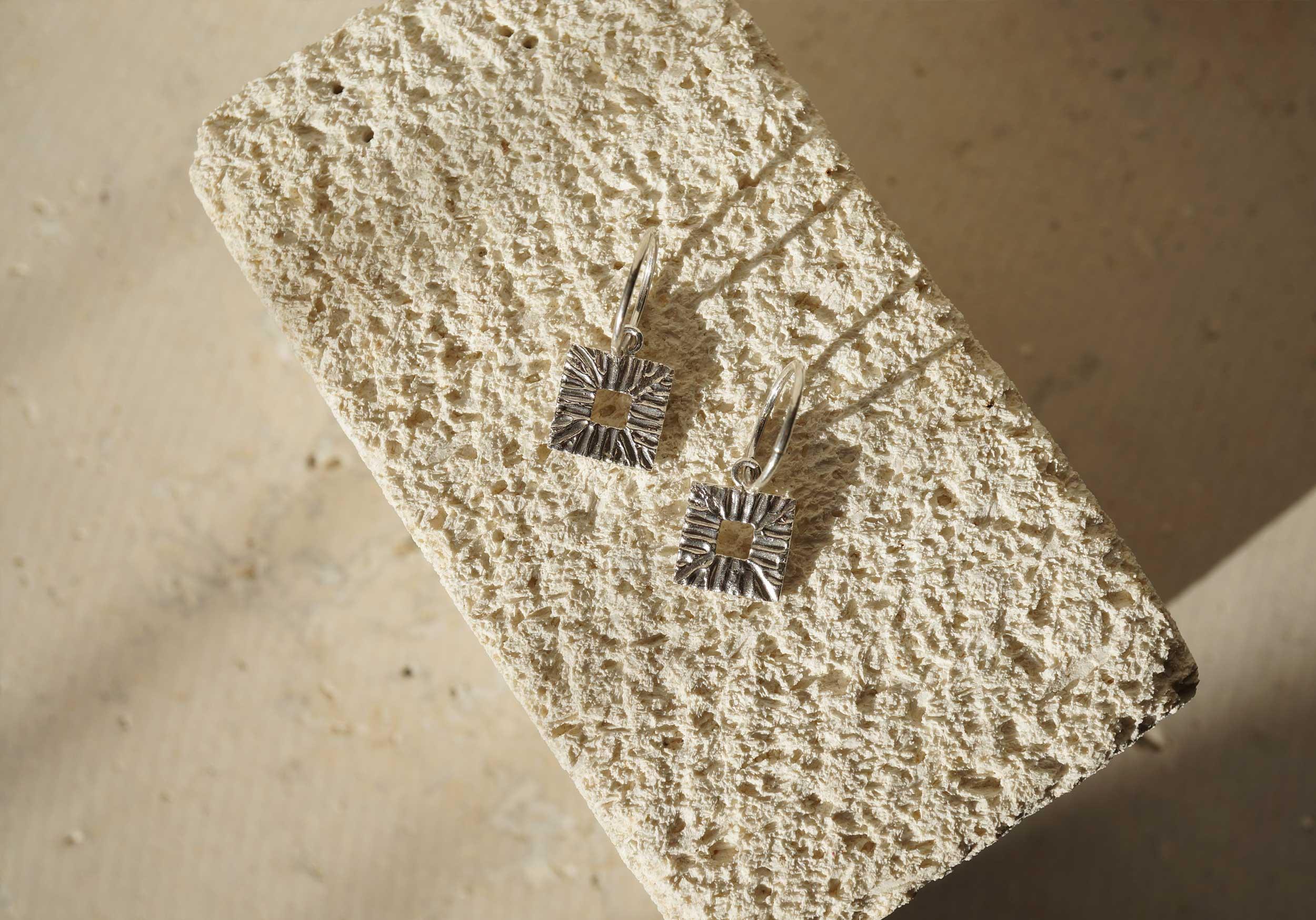 Alexandra Dodds Jewellery, Bedrock Collection
