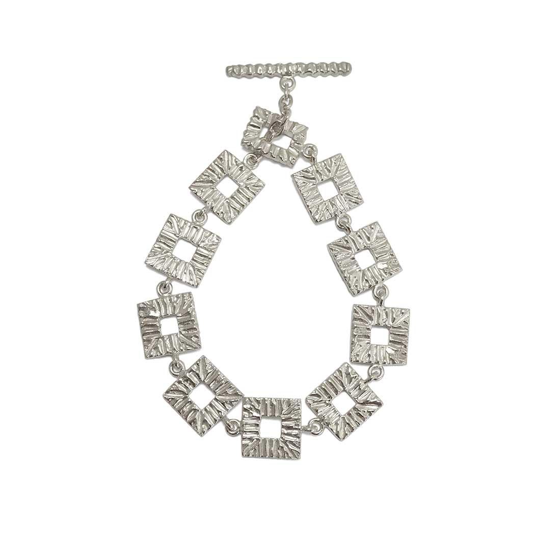 Utopia Bracelet Silver