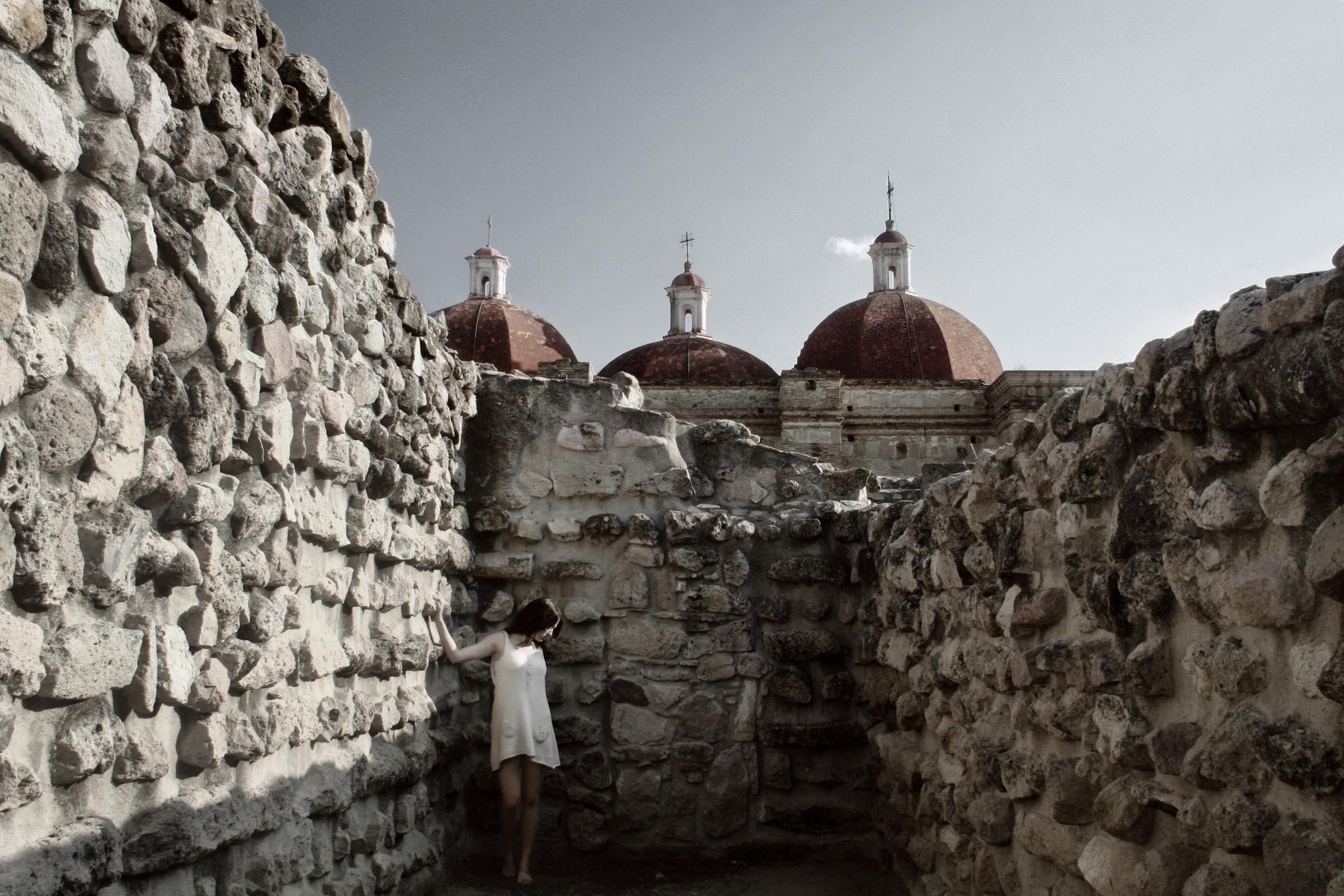 Mitla, Mexico