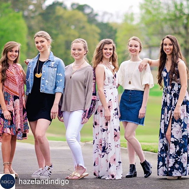 Reposted from @hazelandindigo -  Happy Monday! We were really honored to be a part of the @wildflowerphotog Model Team Styled Photo Shoot.  These young ladies look just beautiful in @hazelandindigo outfits! Hailey @wildflowerphotog is an absolute pleasure to work with! : : Photography: @wildflowerphotog Styling: @hazelandindigo Hair: @jodyfallows  Makeup: @makeupby_norelleb  Venue: @pineislandcc : : #makeupbynorelleb #cltmua #charlottemakeupartist #hazelandindigo #clothingboutique #lkn #cltblogger #lakenorman #cornelius #charlotte #dressesonline #huntersville #ootdinspiration #fashionphotographer #womensupportingotherwomen #beautyyouseek #individualstyle #thatsdarling #cltnc #abmhappylife - #regrann