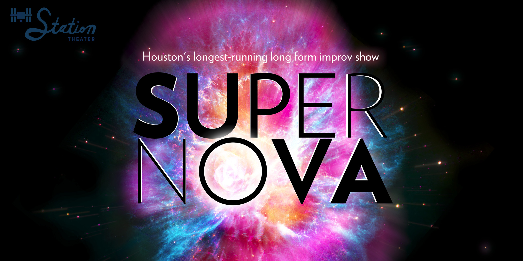 THE SUPERNOVA SHOW  FRIDAYS 8:00PM
