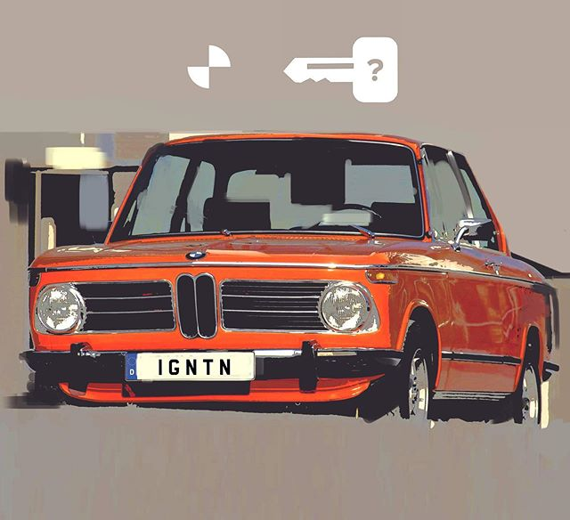 We are thinking about designing a key for the 2002 after several enthusiast requests. Would you like to see one? #bmw2002