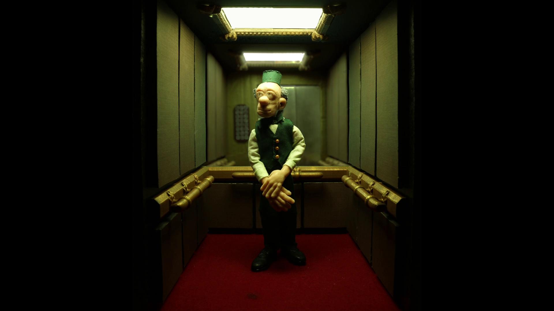 Elevator Madness - Still