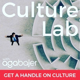 Our founder and CEO @mcgregorlevf sat down with @aga_bajer on her #culturelabpodcast to chat about #thescienceoftomo the #magic of culture building and the book #primedtoperform. Give it a listen on iTunes https://apple.co/2X0kpYg (link also in bio) #tomo #podcast #culturescience #agentsdoingthings #empowerment
