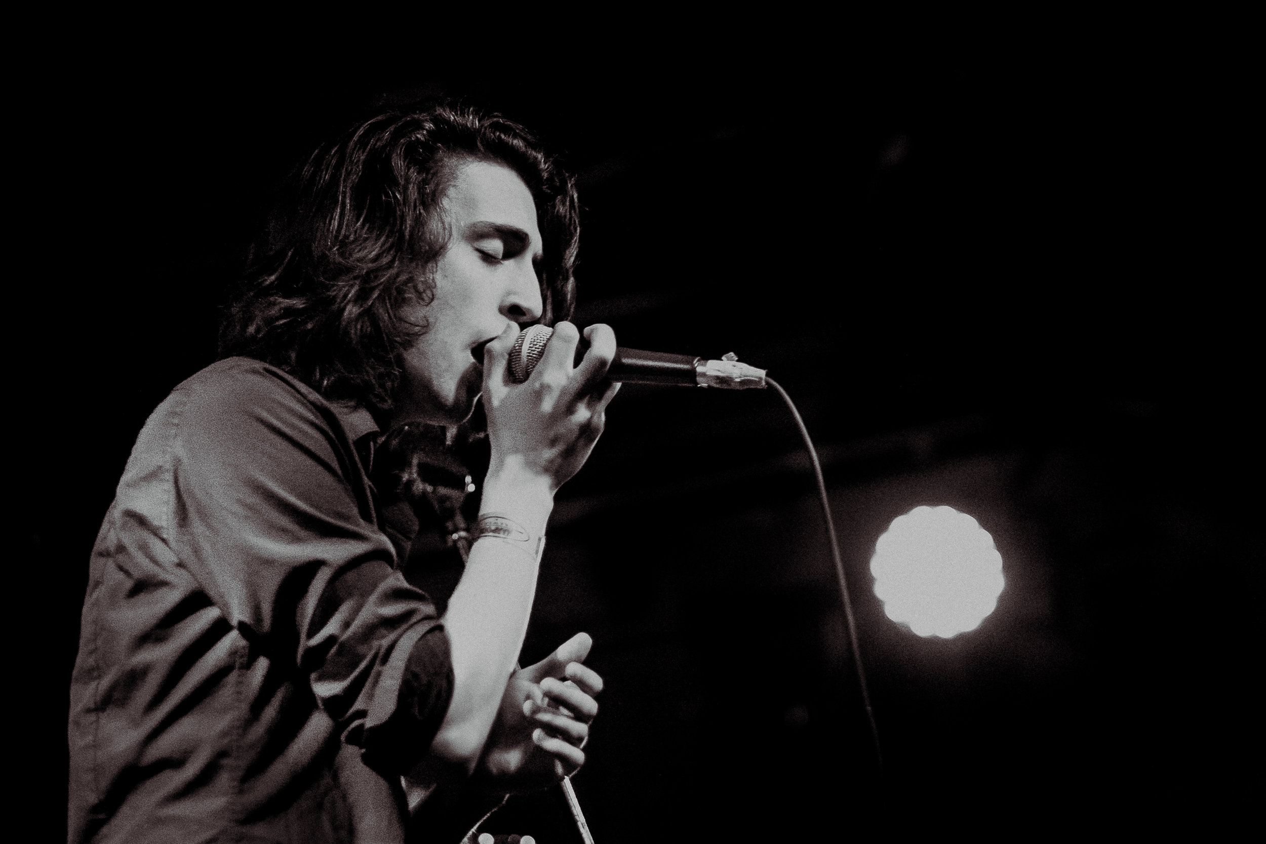 Sleeping Lion Live @ The Middle East Upstairs Cambridge 3/28/2016