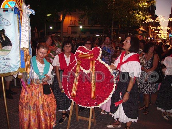 Santa Pola Annual Fiesta 2010, Spain
