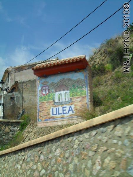 spain Ulea Murcia, Plaza del Baño de la Santa Cruz