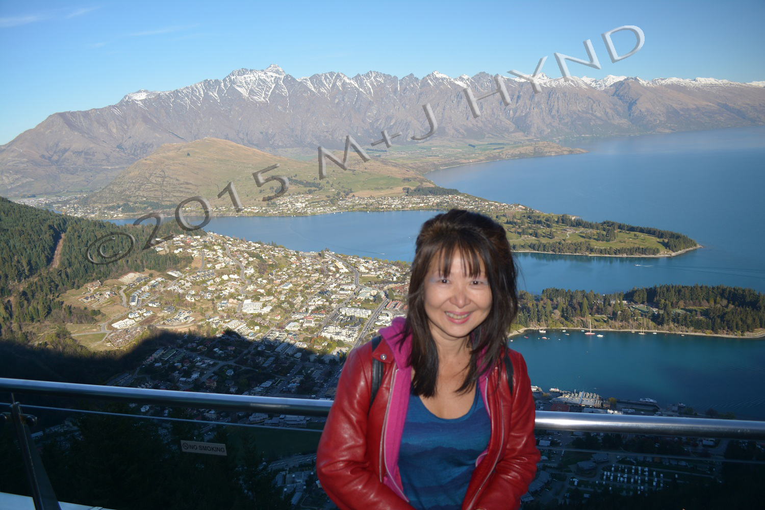 queenstown, south island, new zealand 2014