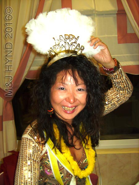 spain santa pola fiesta nochevieja New Years Eve, hotel party, festive fare