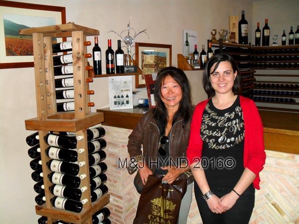 spain Jumilla, Murcia, wine route Casa de la Ermita Bodegas, wine tour, shop