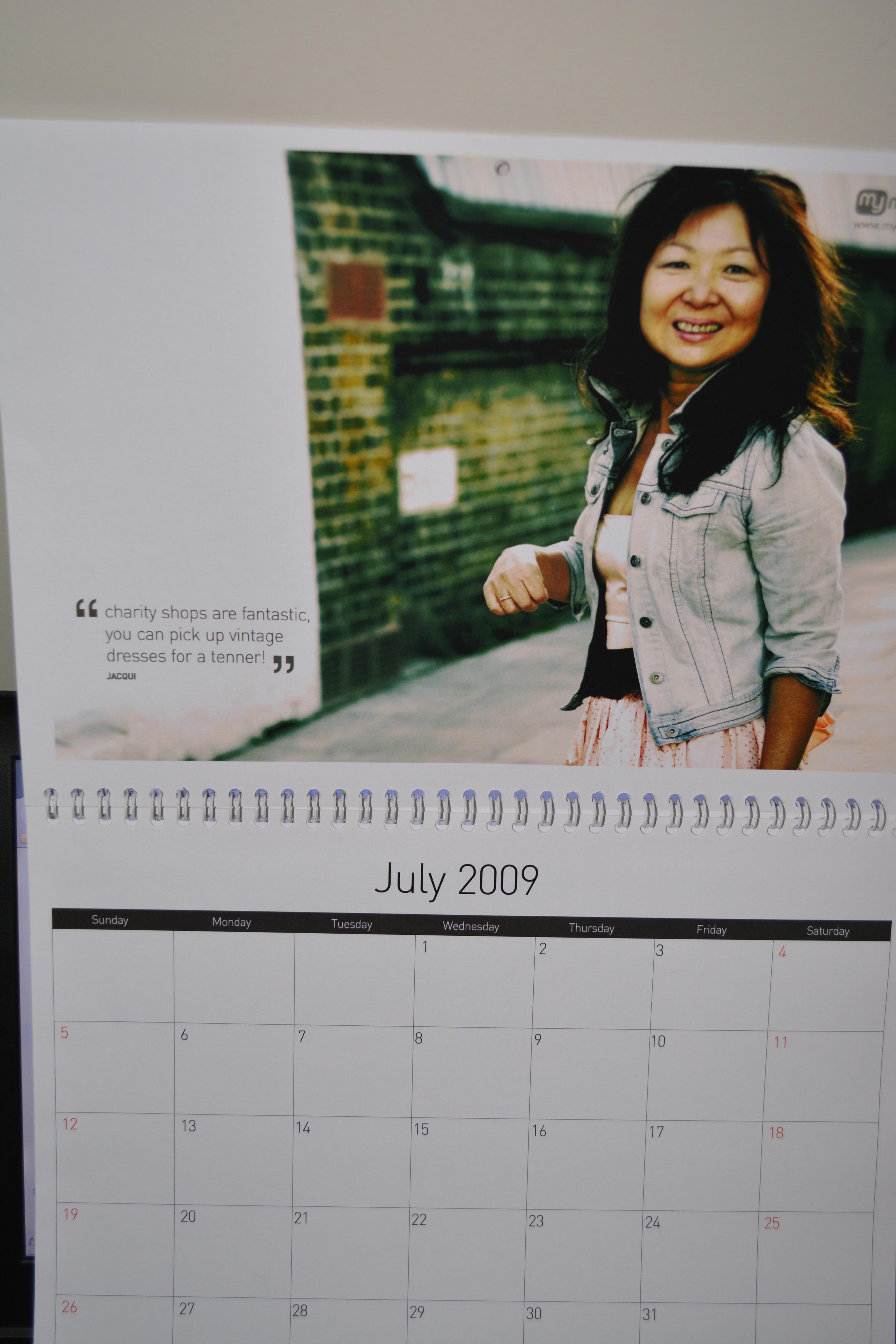 Mrs July 2009