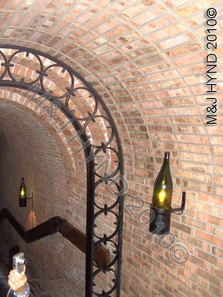 Cave, Moet et Chandon, Epernay, France