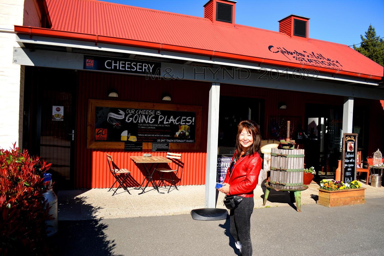 Gibbston Valley Cheesery