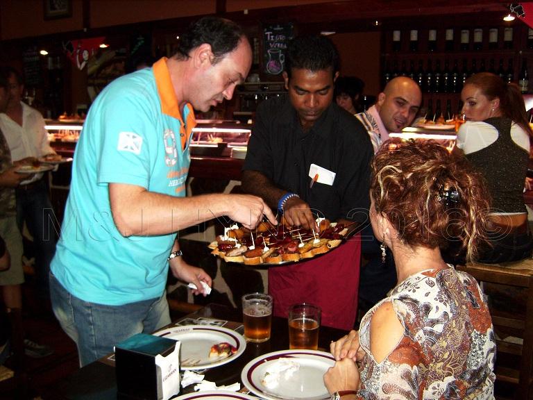 Lizarran Tapas Bar