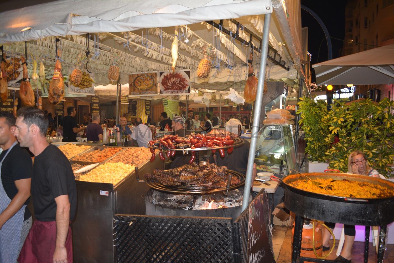 Alicante Hogueres Fiesta
