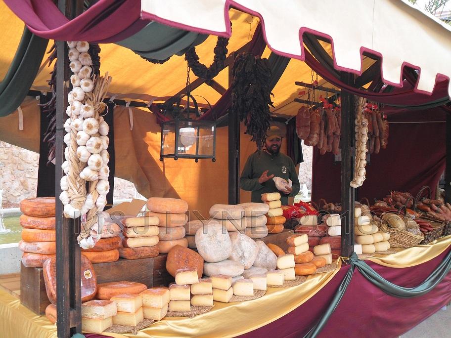 Elche Medieval fiesta