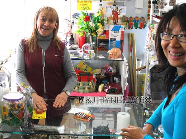 Valverde: local everything store