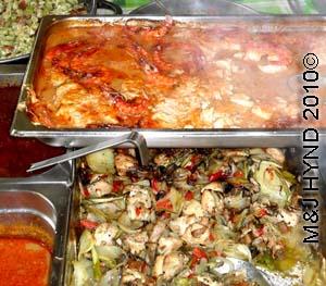 Valverde: Casa Molina - Monday buffet