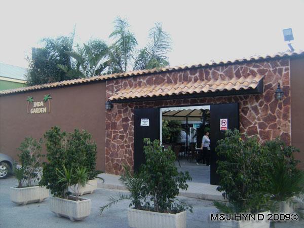 Valverde: Inda Garden