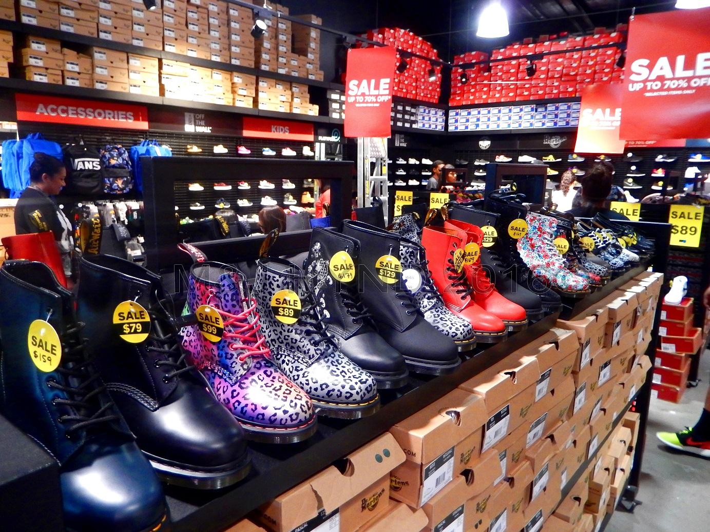 boots, Dress Smart outlet mall, Onehunga, NZ