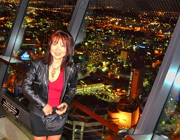 Auckland SkyTower Dining