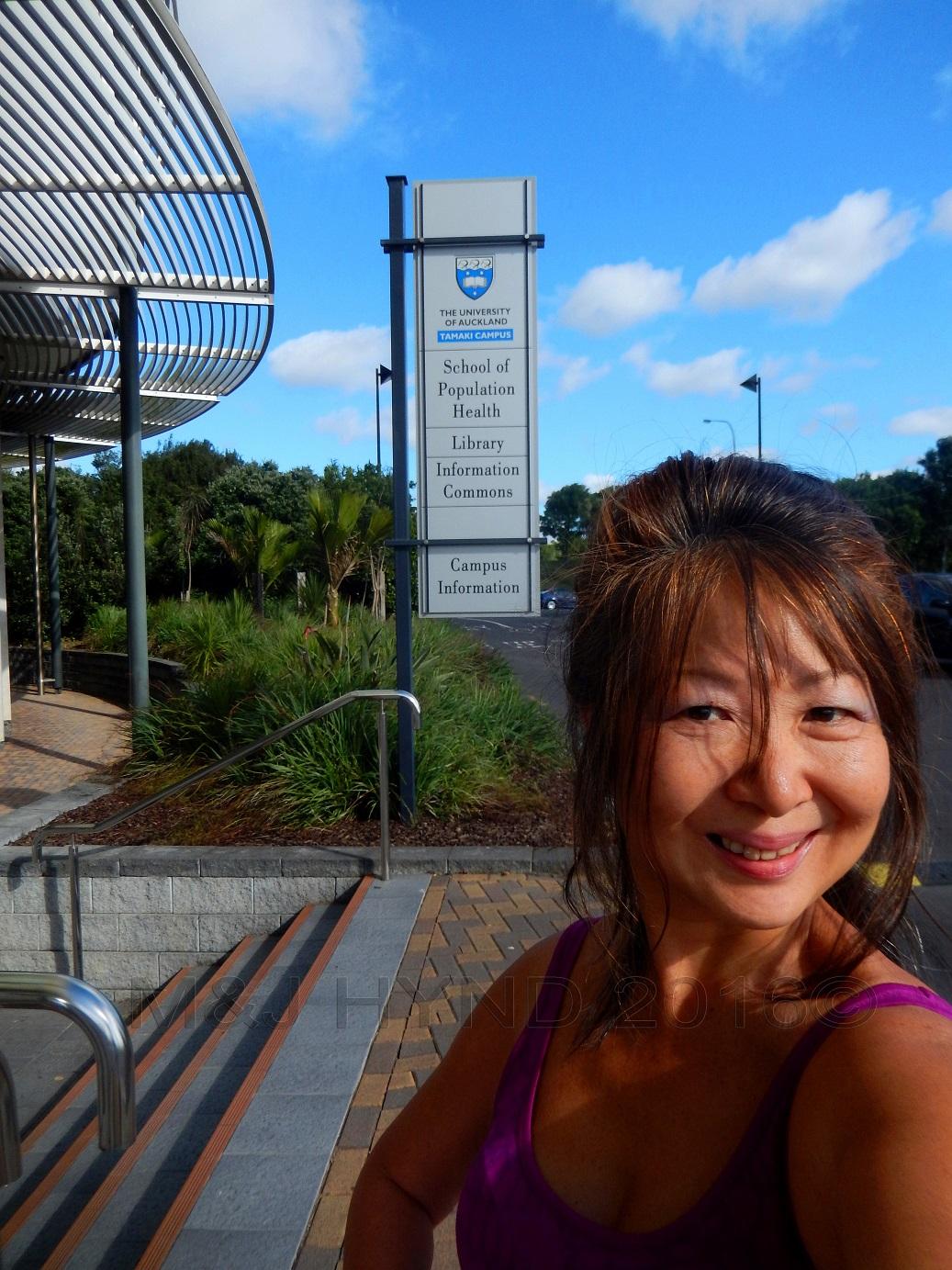 University of Auckland Tamaki campus, Auckland NZ