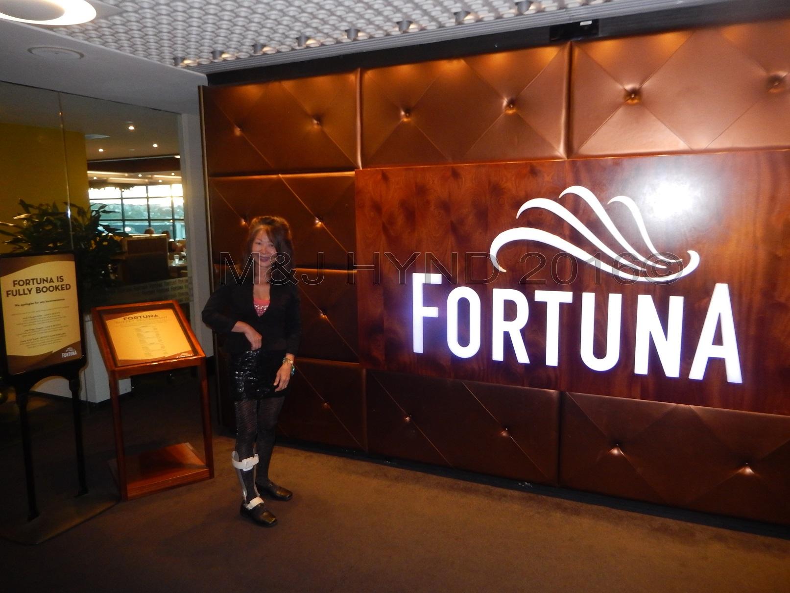 SkyCity Fortuna restaurant, Auckland, NZ