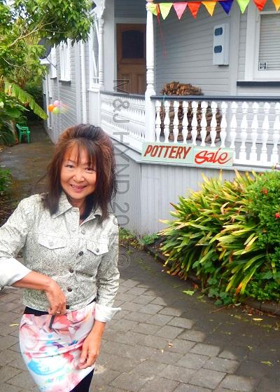 Mt Eden white historic villa, Auckland, NZ