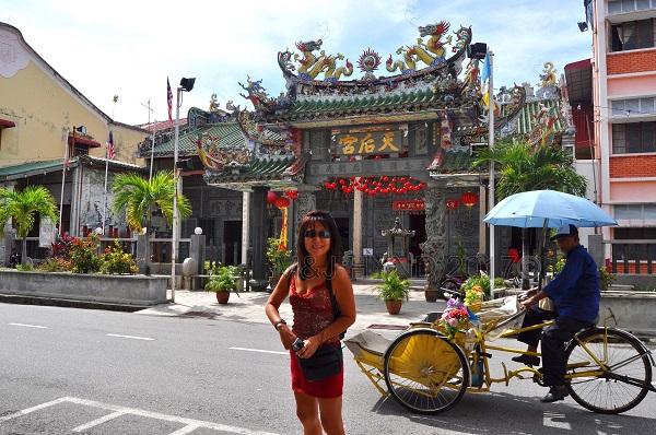 Thean hou Temple, Penang, Malaysia