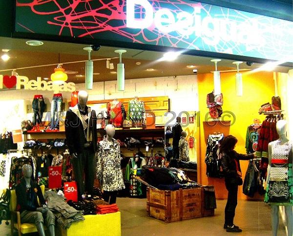 Desigual L'Aljub Centro Comercial, Elche, Spain