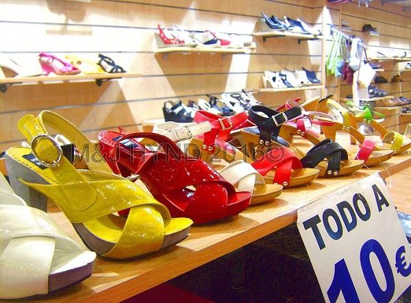 open toe high heeled shoes, Salvador Artesano, Elche, Spain