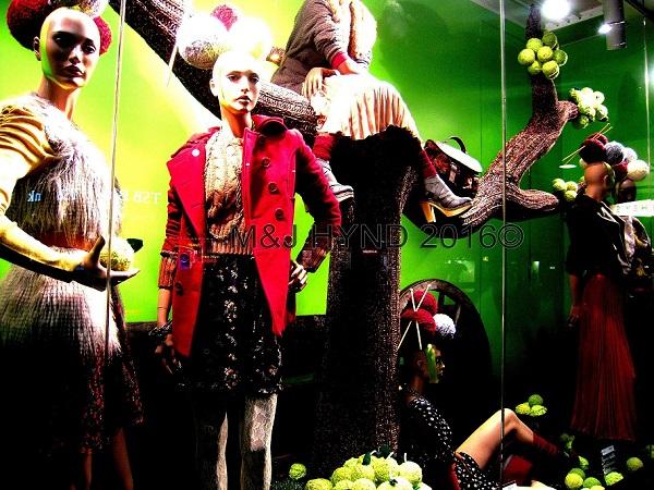 latest fashion trend, Elche, Spain