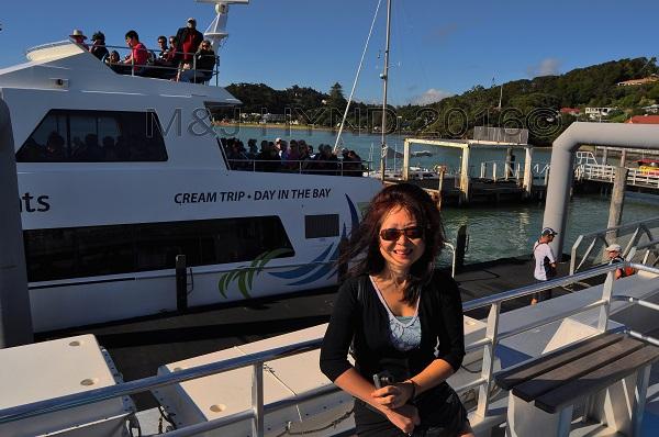 Paihia Cream Trip Tour, Paihia, Northland, NZ