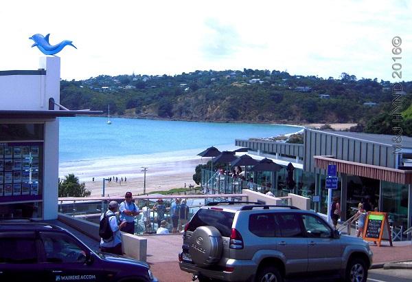 Oneroa Beach, Waiheke Island, NZ