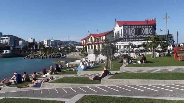 waterfront - Boatshed venue, Wellington, NZ